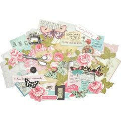 Kaisercraft Miss BETTY Collectibles Die Cuts