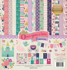 - Once Upon A Time Collection Princess 12 x 12 Collection Kit