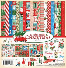 Carta Bella A Very Merry Christmas 12 x 12 Collection Kit
