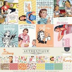 Authentique Saucy 12 x 12 Collection Kit