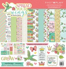 PhotoPlay Spread Your Wings 12 x 12 Collection Kit