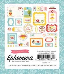 Happy Summer Ephemera Pack