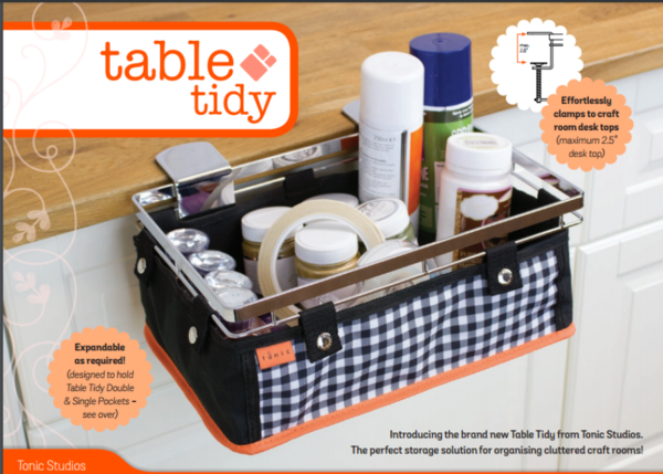 Table Tidy Main Caddy by Tonic Studios 1643e