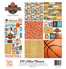 Echo Park 12 x 12 Basketball Collection Mini Kit