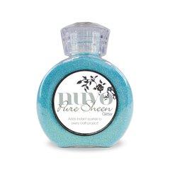 Nuvo Pure Sheen Glitter 714N Aqua