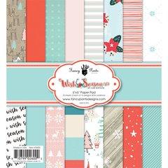 Wish Season 6 x 6 Paper Pad