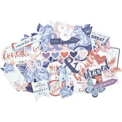 Kaisercraft Misty Mountains Collectables Cardstock Die-Cuts