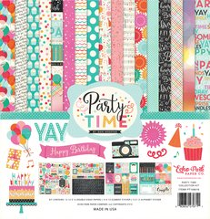 Party Time 12 x 12 Collection Kit