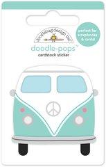 Doodlebug Design Fun in the Sun Doodle Pops Caravan