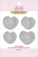 Bella Blvd Crochet Hearts - Scallop