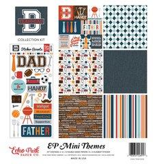 Echo Park Team Dad 12 x 12 Mini Collection Kit