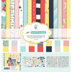 Happy Place 12 x 12 Collection Kit