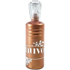 NUVO COPPER PENNY Grande  Crystal Drops 795N