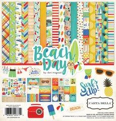 Carta Bella Beach Day 12 x 12 Collection Kit