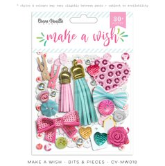 Cocoa Vanilla Make A Wish Bits and Pieces