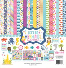 Echo Park Let's Be Mermaids Collection Kit