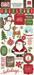 The Story of Christmas 6 x 13 Chipboard Stickers