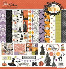 Photoplay Julie Nutting Bootiful 12 x 12 Collection Kit