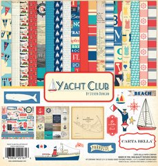 Carta Bella Yacht Club 12 x 12 Collection Kit