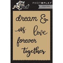 PhotoPlay We Do Die Set Words