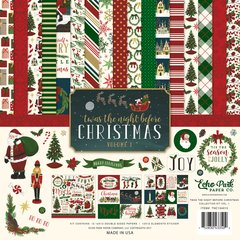 Echo Park Twas the Night Before Christmas Vol.1 12 x 12 Collection Kit
