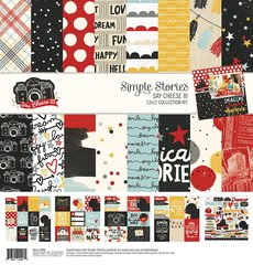 Simple Stories Say Cheese III 12 x 12 Collection Kit