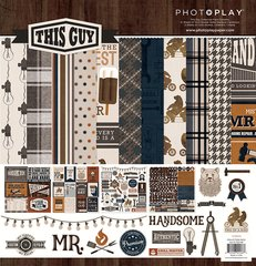 Photoplay This Guy 12 x 12 Collection Kit