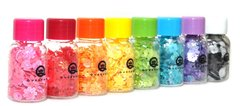 Queen & Co. Sequin Sprinkles Topping Set