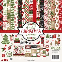 Echo Park A Perfect Christmas 12 x 12 Collection Kit