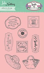 Julie Nutting Seeds of Kindness Clear Acrylic Stamps