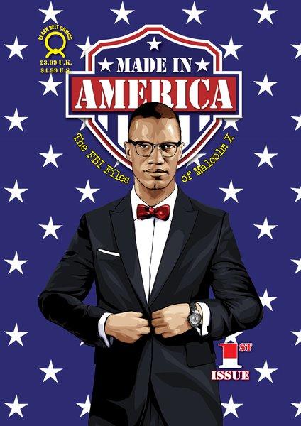 #1 Malcolm X - Made in America