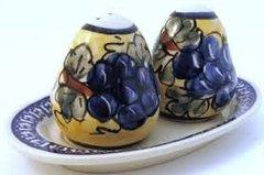 Boleslawiec S&P Shakers Grapes