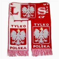 Scarf Tylko Polska