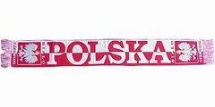 Polska Bialo Czerwoni Scarf