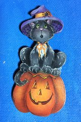 Halloween Witches pattern and 1 kit