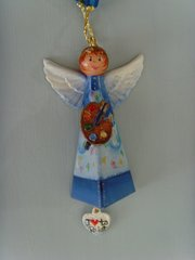 Tole Fairy Angel pattern, 1 Angel kit, and accessory attachment