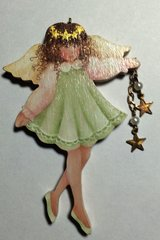 Angel Ornament Pattern and Kit