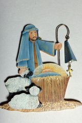 Manger Ornament Pattern and Kit