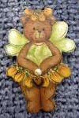 Bear Fairy pattern and kit