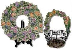 Flower Wreath Pattern