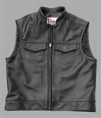 Lil Joes Zipper Vest