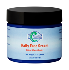 Daily Face Cream with Shea Butter