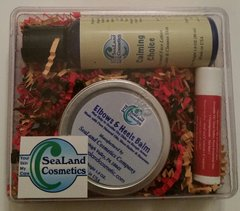 Face Lotion & Hands Balm Set