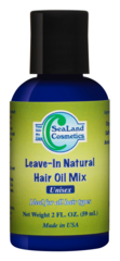 Leave-In Natural Hair Oil Mix