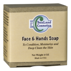 Face & Hands Soap with Kelp