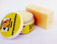 Lemon Body Butter and Organic Soap