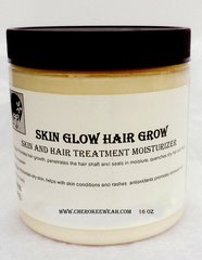 Skin Glow Hair Grow (BIG 16 OZ)