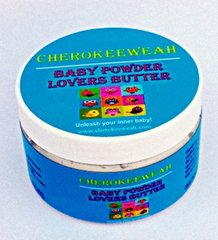 Baby Powder Body Butter 4 oz.
