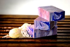 Rainflowers Soap, Organic