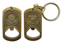 LDO/CWO KEY CHAIN AND BOTTLE OPENER